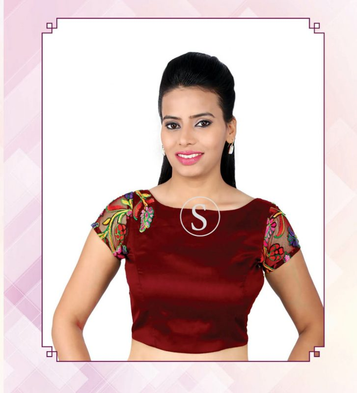 Stylish Blouse Designs
