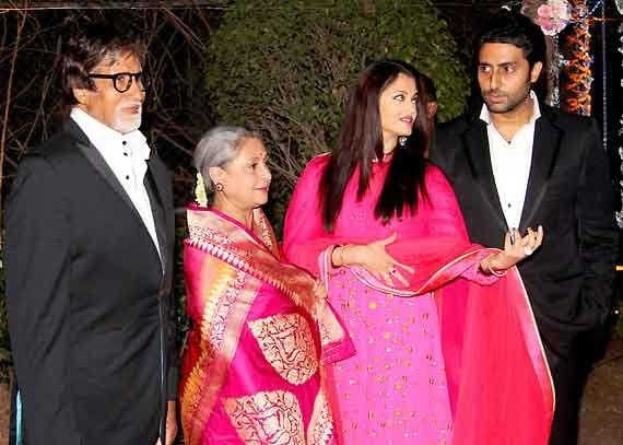 Aishwarya Rai Bachchan-Abhishek Bachchan