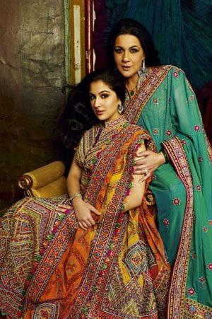 Sara Ali Khan Mother Amrita Singh