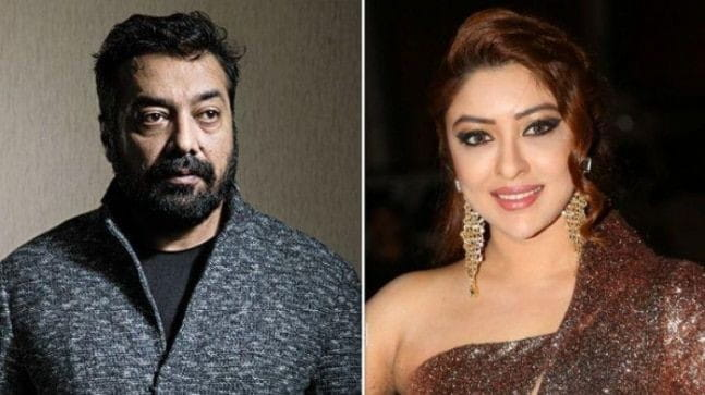 Anurag Kashyap and Payal Ghosh