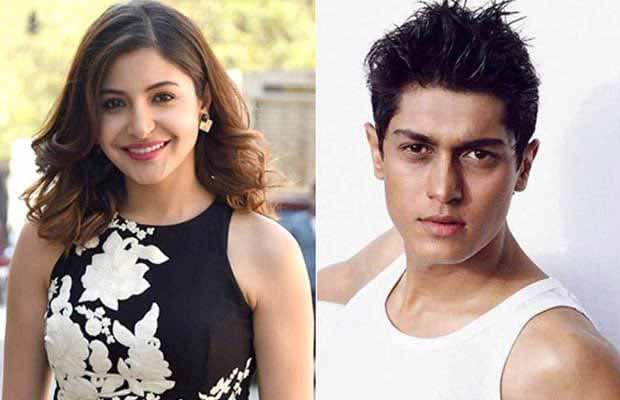 Anushka Sharma and Joheb Yusuf
