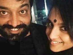 Anurag Kashyap and Sabrina