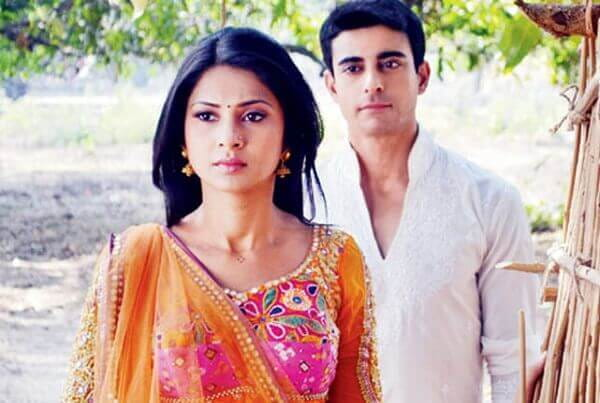 Gautham Rhode and Jennifer Winget