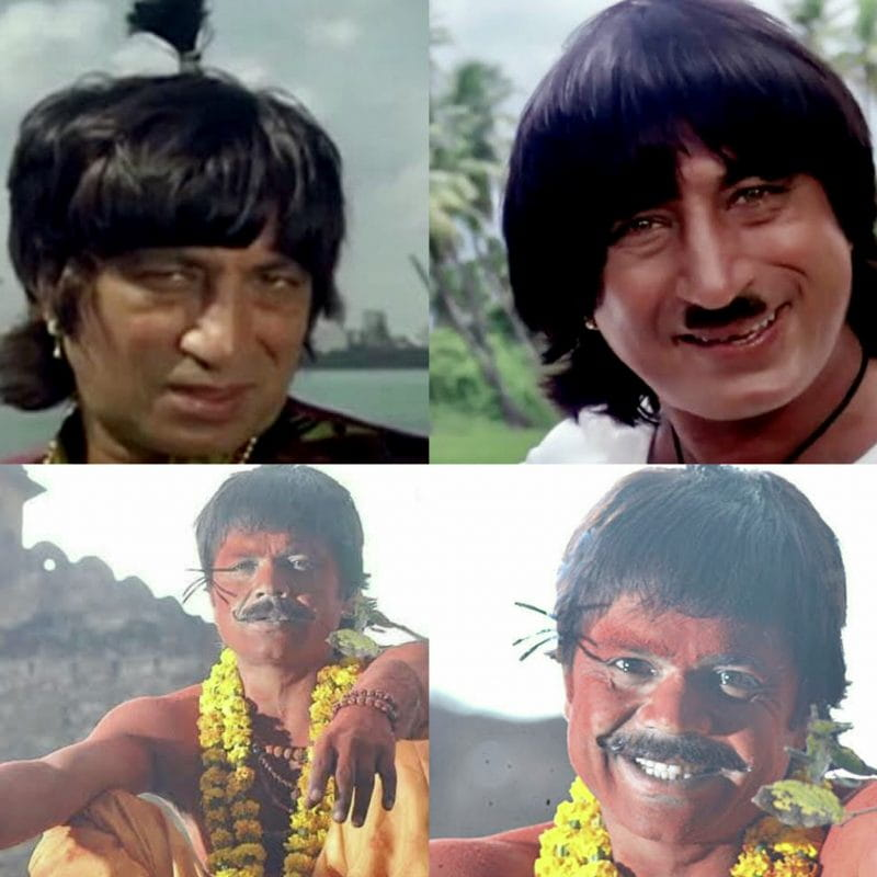 Shakti Kapoor and Rajpal Yadav