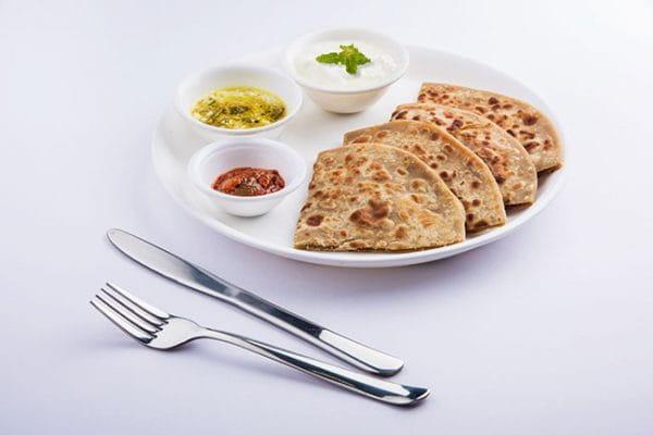 Malai Paratha