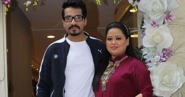 Bharti Singh and Harsh Limbachia