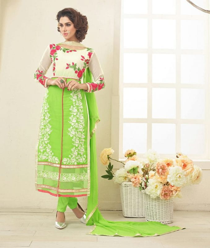 Salwar-kameez Patterns