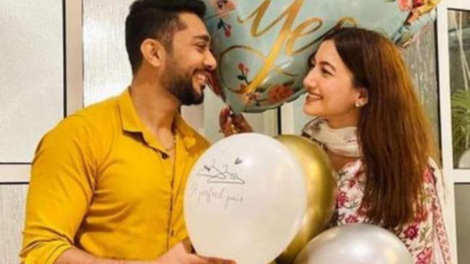 Gauahar Khan And Zaid Darbar Wedding