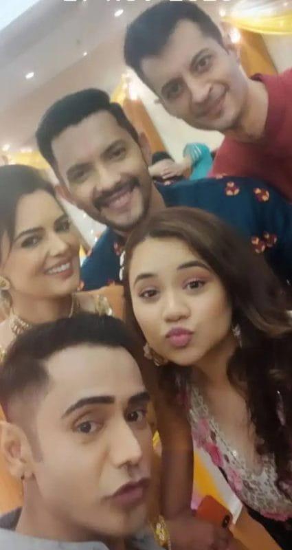 Aditya Narayan's Pre-Wedding