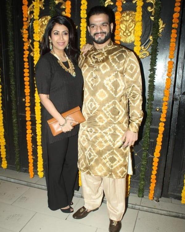 Karan Patel - Ankita Bhargava