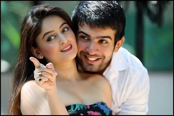 Jai Bhanushali and Mahi Vij