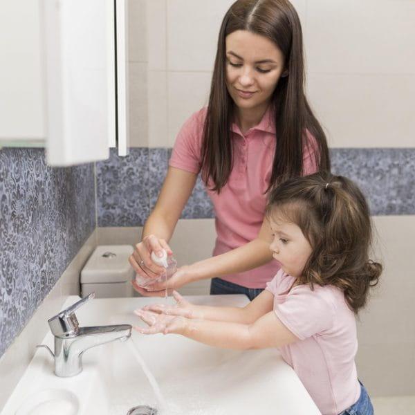 Child's Immunity Tips