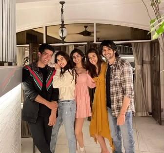 Malhotra's New Year party