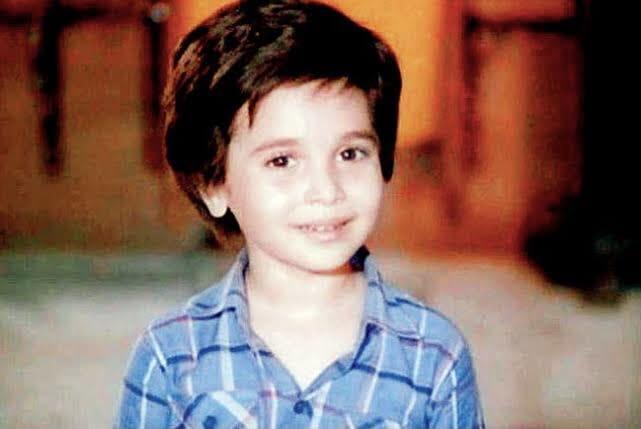 Child Artist Baby Guddu