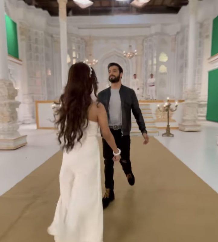 Sharad Malhotra and Priyamvada Kant
