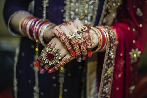 Newlywed Bride