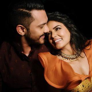 Aditya Narayan and Shweta Agrawal