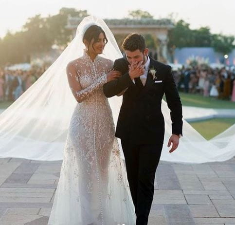 Priyanka Chopra and Nick Jonas Second