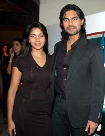 Gaurav Chopra and Narayani Shastri