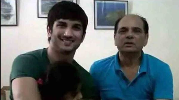 Sushant Singh Rajput's Father