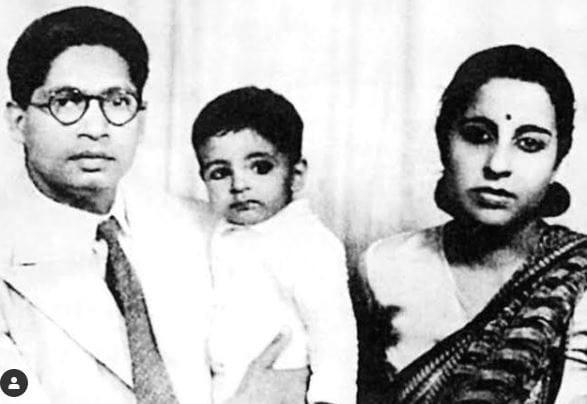 Amitabh Bachchan's Parents