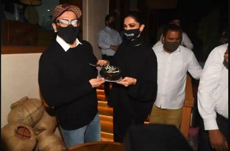 Deepika Padukone's Birthday Bash