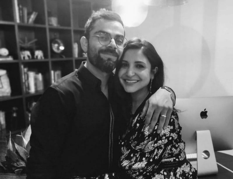 Virat and Anushka