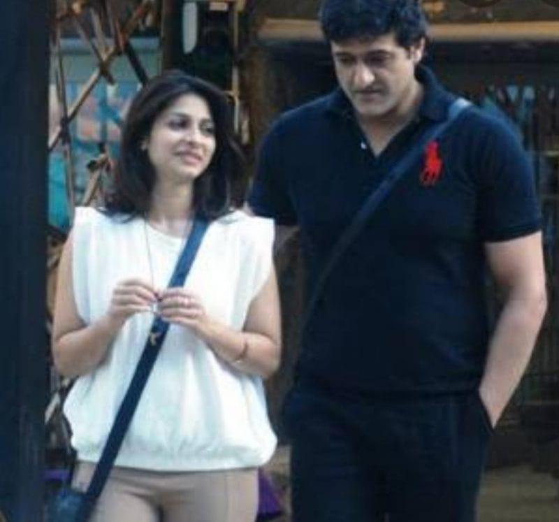 Tanisha Mukherjee and Armaan Kohli