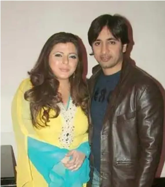Rajiv Paul and Delnaz Irani