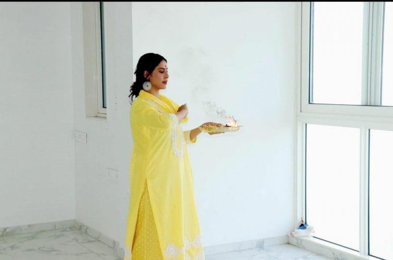 Vikrant Messy Fiance Sheetal