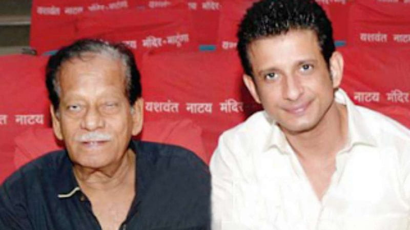 Sharman Joshi and Arvind Joshi