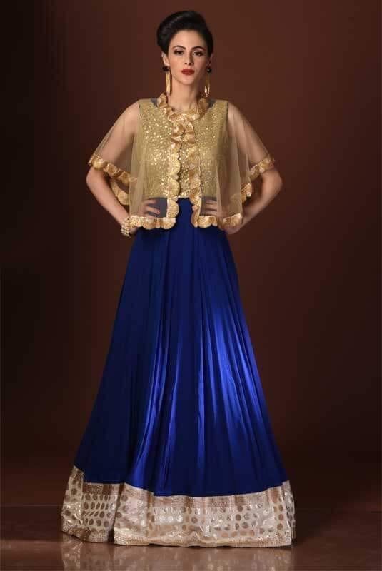 Indo-Western Fashion Ideas
