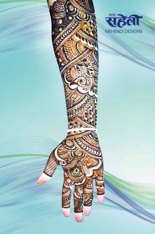 Attractive Mehndi Designs