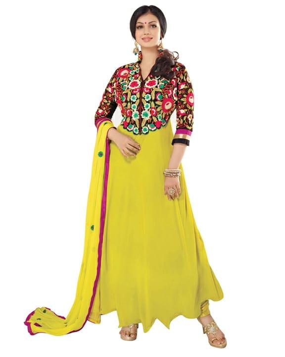 Stylish Salwar-Kameez Designs