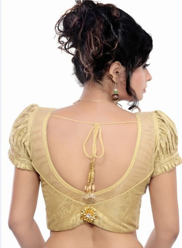 Best Saree Blouse Designs Ideas