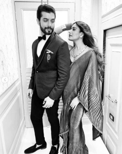 Surbhi Chandna and Sharad Malhotra