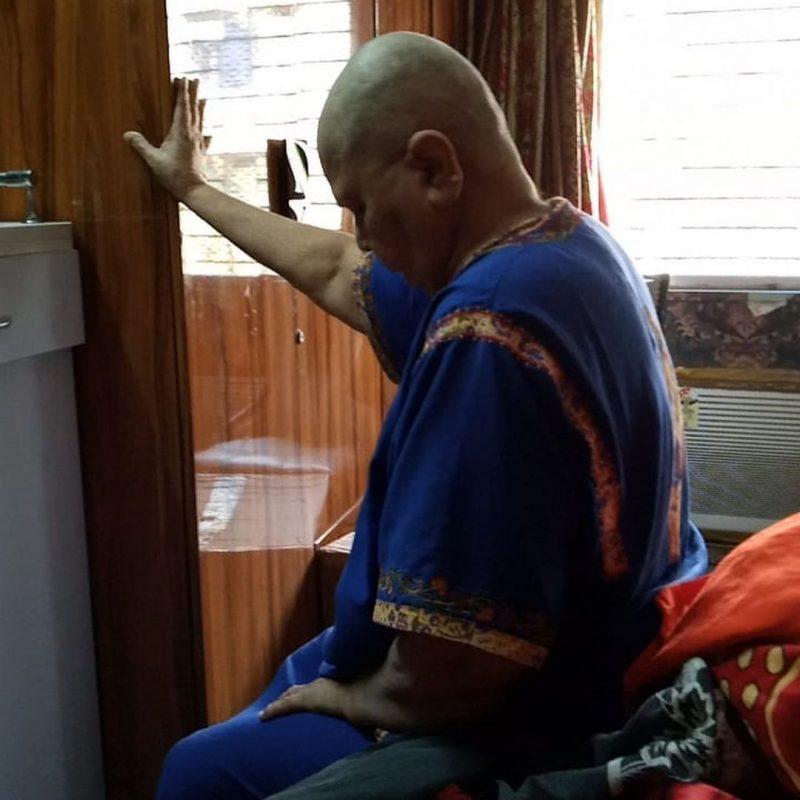 Rakhi Sawant Mother