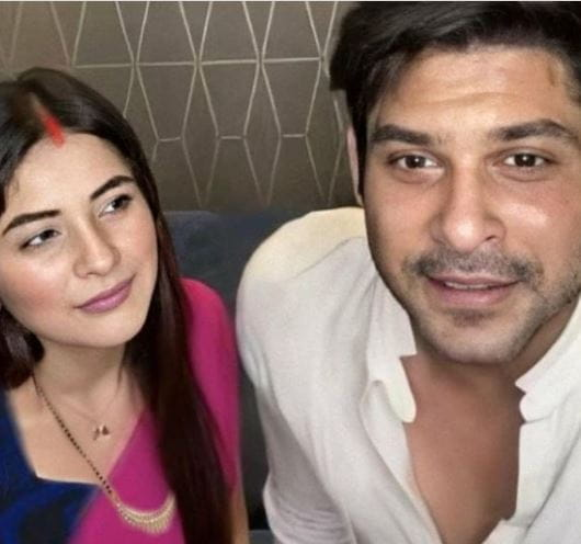 Siddharth Shukla and Shehnaaz Gill