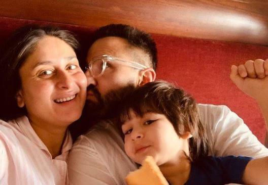 Saif-Kareena Family
