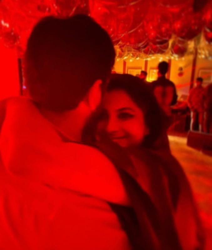 Rhea Kapoor With Boyfriend Karan Boolani