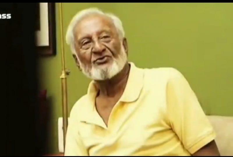 Gauhar Khan's Father
