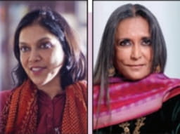 Deepa Mehta and Meera Nair