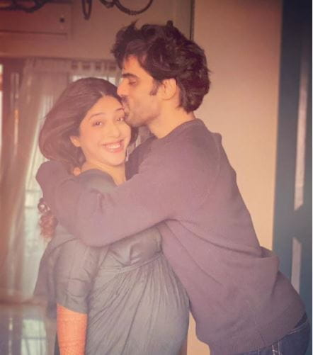 Mohit Malik and Wife Aditi