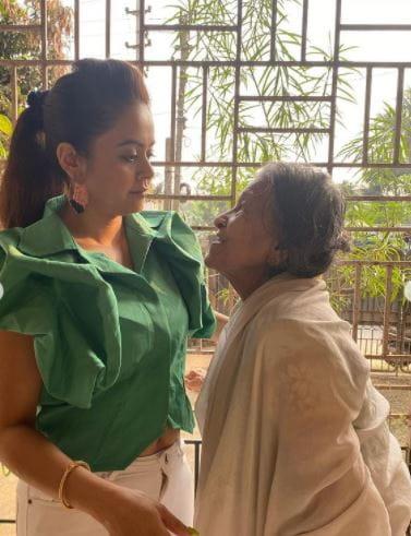 Devoleena Bhattacharjee