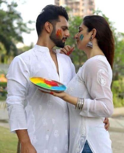 Rahul Vaidya-Disha Parmar