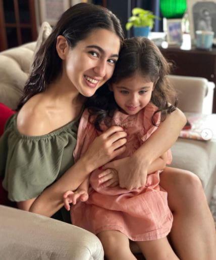 Soha Ali Khan's Daughter Inaya
