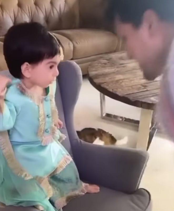 Jay Bhanushali-Mahi Vij Daughter Tara