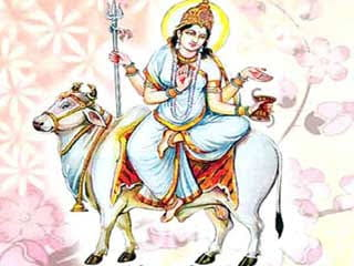 Devi Mahagauri