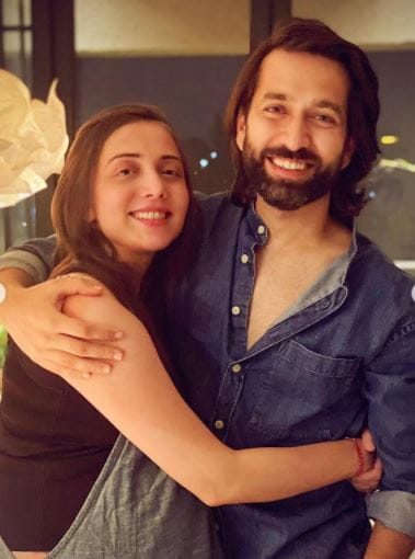 Nakuul Mehta With Jankee Parekh