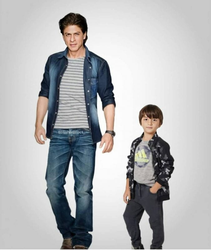 Shahrukh Khan's Youngest Son Abram Khan